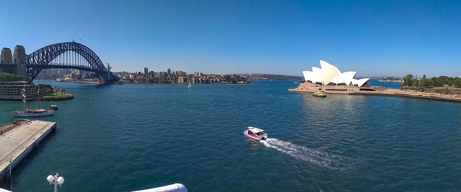 Sidnej, zaliv ima predivnu dušu