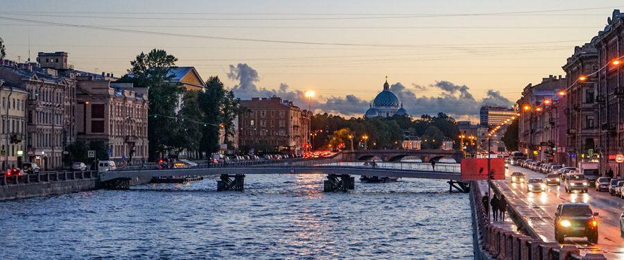 Sankt Peterburg, smisleno veliki grad