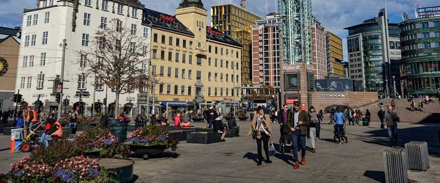 Oslo, gde su konji?