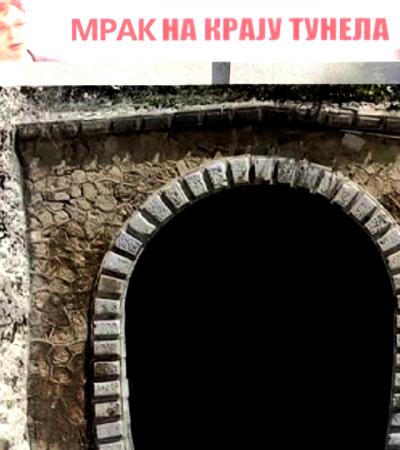 Poješće vas mrak na kraju tunela