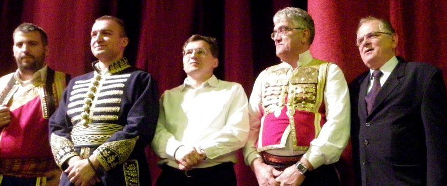 Gromoglasno ćutanje Blagoja Bogdanovića