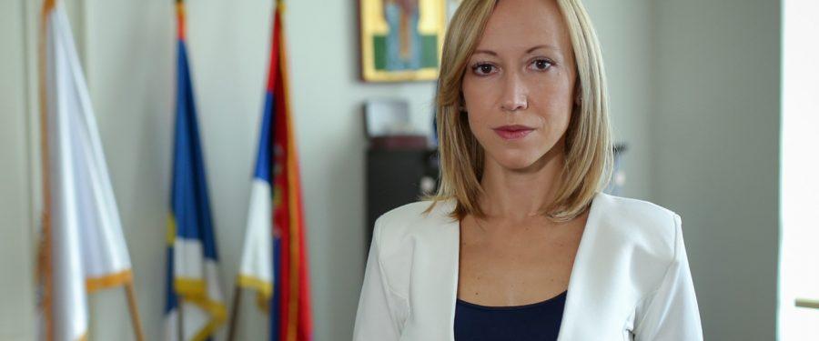 Gradonačelnica Vršca u akciji