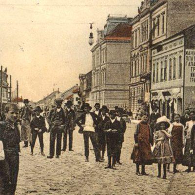 Prve vanilice u Šapcu