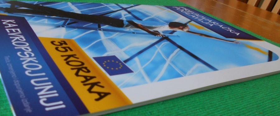 """Počela realizacija projekta """"Zašto su EU ekonomska pregovaračka poglavlja važna?"""""""