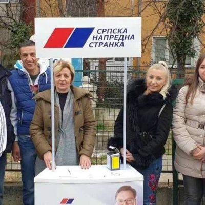 Početak kampanje u Pančevu pokazao: nema uslova za poštene i pravične izbore