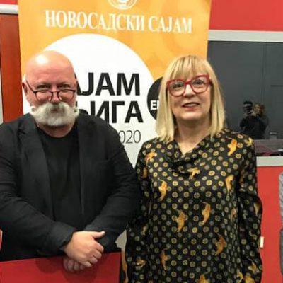 """Milenko Prvački laureat nagrade """"Sava Šumanović"""""""