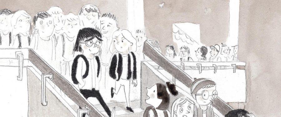 Dragana Radanović – prva strip-rezidentkinja u Angulemu
