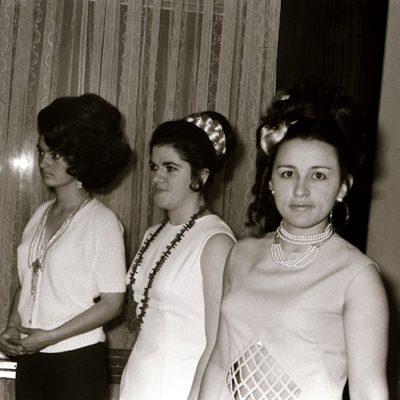 Revija frizura 24. maja 1970. godine