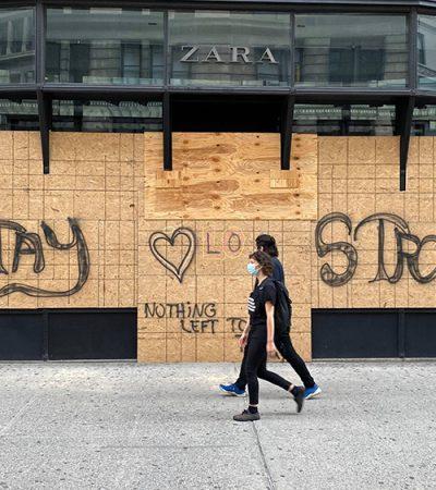 Njujork: Dani pobune