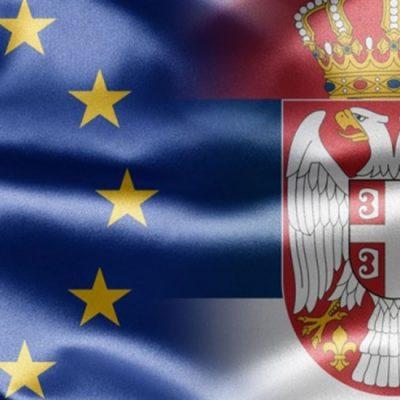 Anketa o procesu pristupanja i pregovora Republike Srbije sa Evropskom unijom