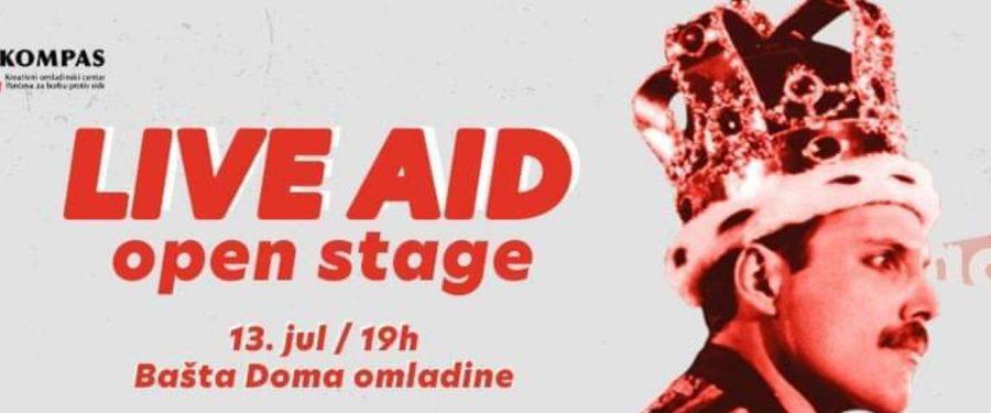 KOMPAS obeležava 35 godina od održavanja Live Aid-a