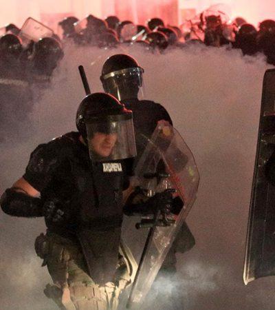 Protesti protiv režima su nužni, ali šibanje sa pandurima ne vodi u promene