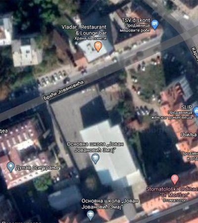 Zašto ne treba graditi unutrašnji objekat u Ulici braće Jovanović 34-36