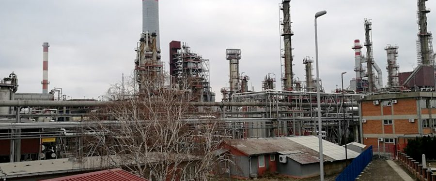Plan za izgradnju privremenog skladišta opasnog otpada u Rafineriji nafte bez podatka o kapacitetu