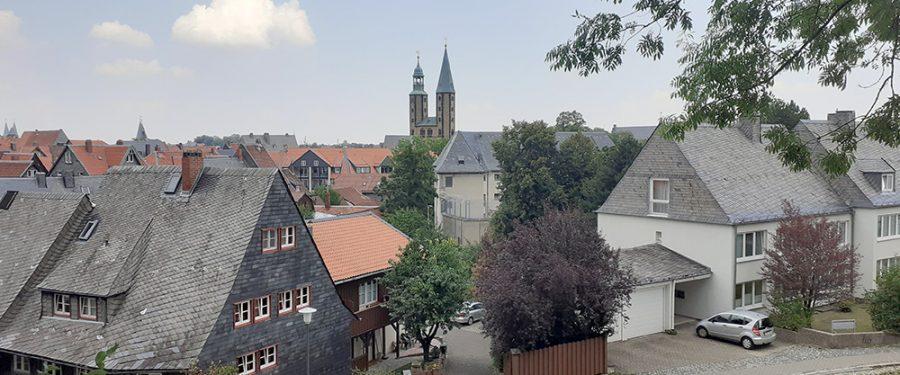 Kuće i ulice Goslara