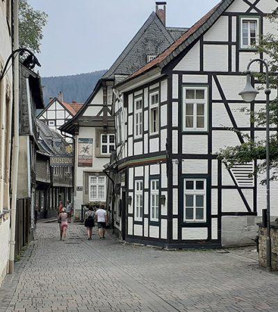 Goslar, u rudarskom kraju