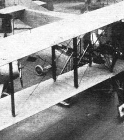 Prvi noćni let u istoriji civilnog vazduhoplovstva – preko Pančeva