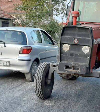 Nastavljeno asfaltiranje ulica u Banatskom Novom Selu odokativnom metodom