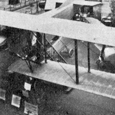 Prvi noćni let u istoriji civilnog vazduhoplovstva – preko Pančeva (drugi deo)