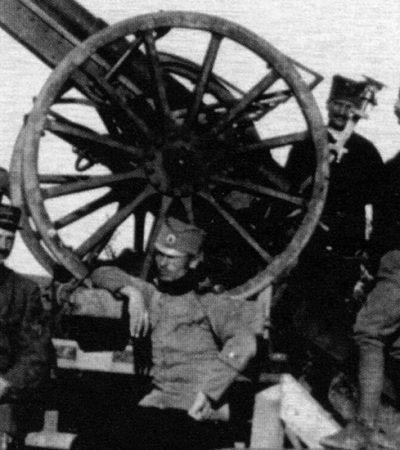 Prvi avion u istoriji ratovanja oboren je iznad Kragujevca pre 105 godina