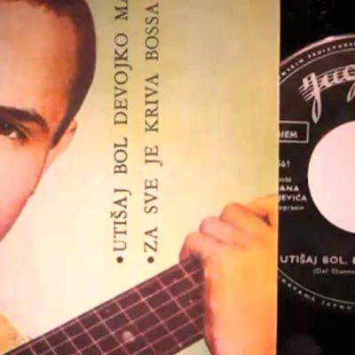 Pančevac Saša Popaz je bio prvi pravi rok pevač u Jugoslaviji koji je snimao ploče