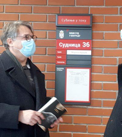 Živković: Nemoguće dokazati optužbe da sam deo projekta unutrašnje destabilizacije Srbije
