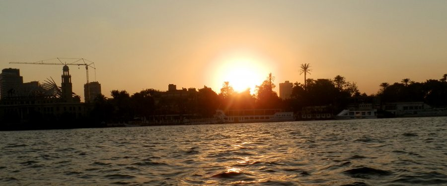 Zalazak na Nilu