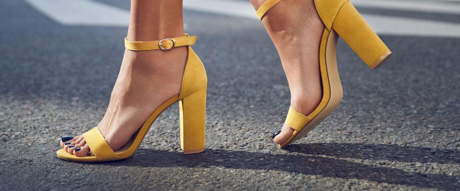 Fetiš (devojka sa žutim sandalama)
