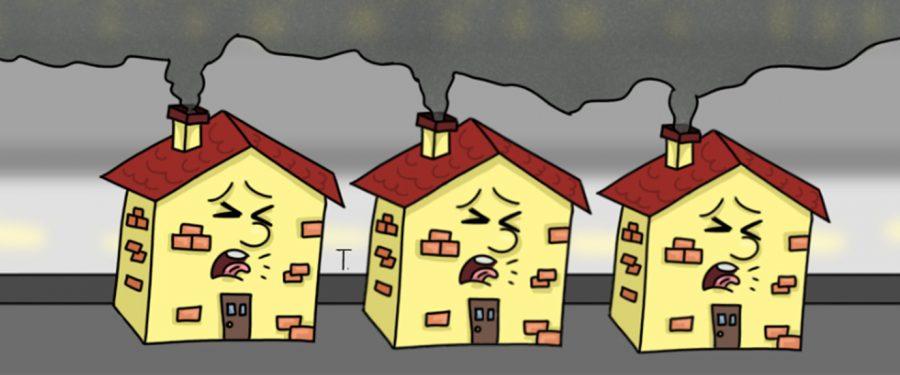 Individualna ložišta glavni zagađivači vazduha, mere još ne daju rezultate