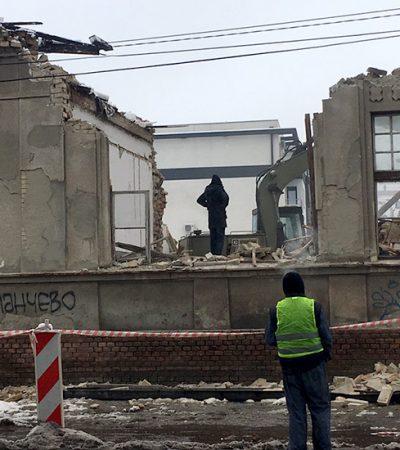 Život pod naprednjačkom okupacijom: Beleške o destrukciji, januar-mart