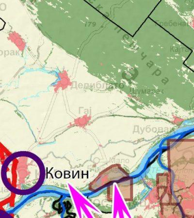Nacrt Prostornog plana Republike Srbije je katastrofalan!