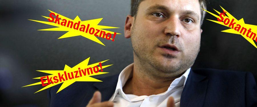 Stevanović: Baš me briga ko će vraćati kredit, bitno je da novac legne na račune naših firmi!