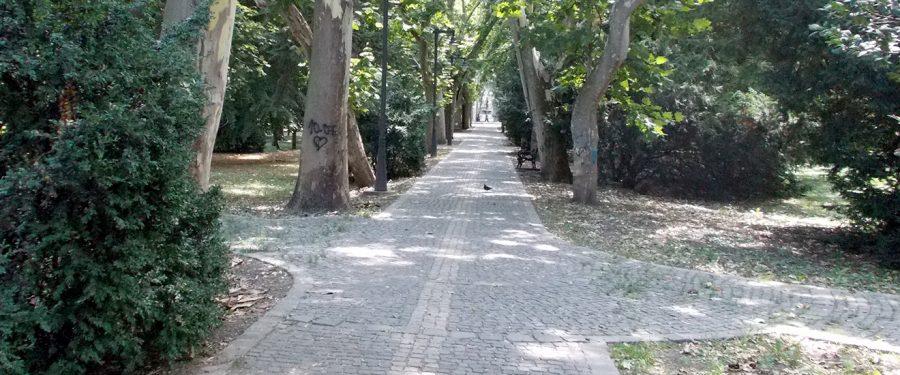 Vršački većnik Jovanov odmaže zaštitu Parka u ovom gradu