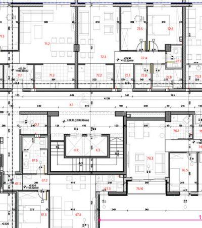 Primedbe na treću verziju Urbanističkog projekta za objekte u Ulici Braće Jovanovića 34-36