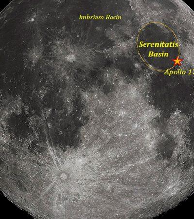 Mesečeva Serenata – ili kako istražujemo kratere na Mesecu