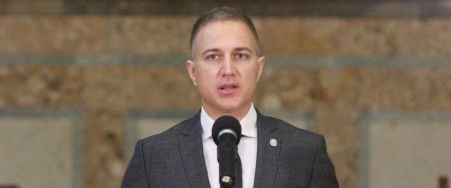 Ministar i gaf (% smanjenja kriminaliteta)